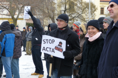 2012.02.11 - STOP ACTA Bratislava