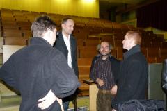 2012.01.19 - Verejná diskusia FEI STU Bratislava